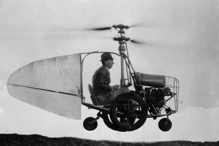 无人驾驶汽车背后的技术